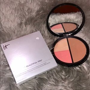 IT Cosmetics Bronzer, Luminizer and Blush